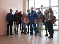 incontro con cosmonauta Villadei